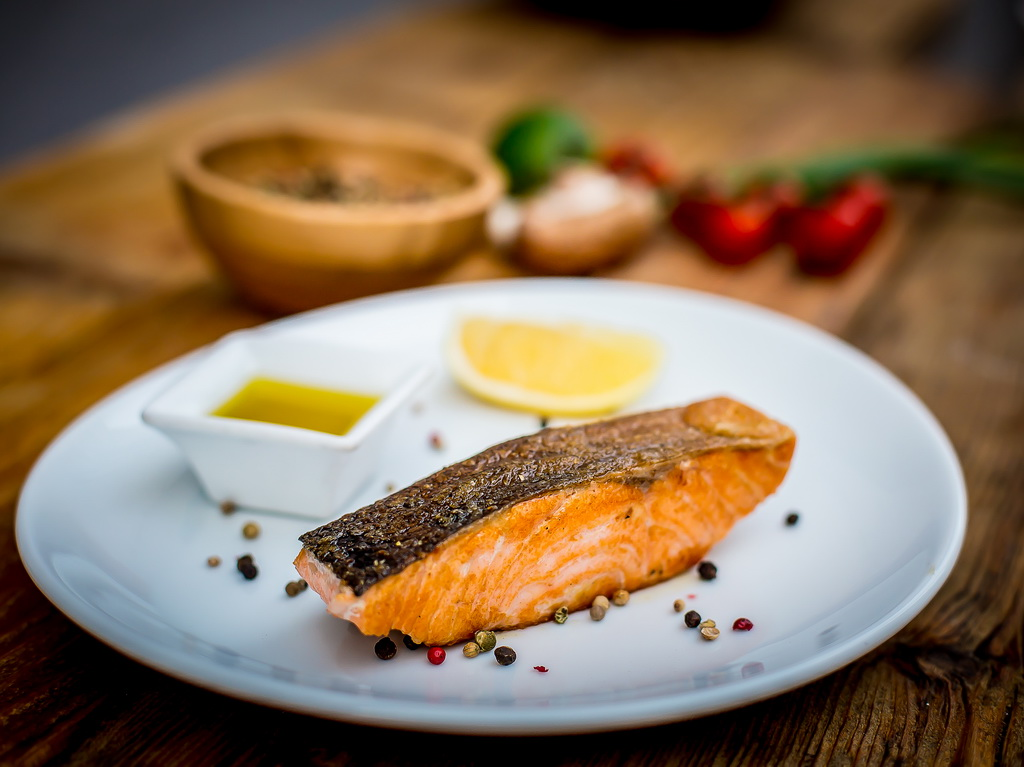 Lazac steak